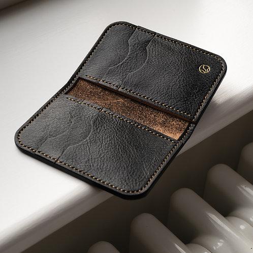 Six Pocket Folding Wallet