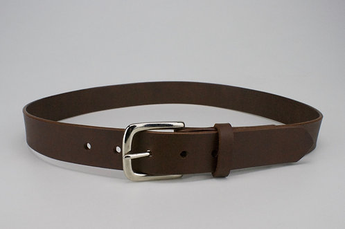 Casual Belt // Nickel