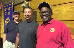 Rotary Club of New Rochelle barbecue photo August 2 2017