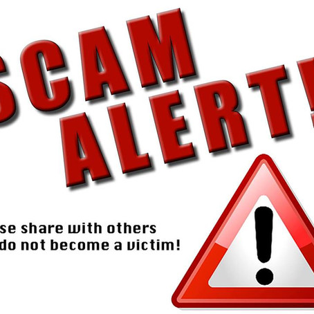 SOCIAL SECURITY SCAMS ON THE RISE