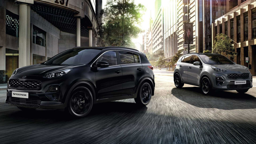 Kia Sportage Black-Edition