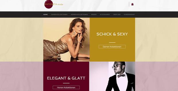 onlineshop antoneta moda