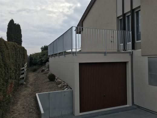 Balkon Geländer