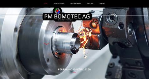 webseite pm bomotec