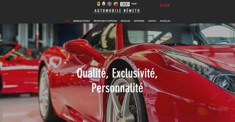 webdesign in bern, hinterkappelen für autmobile nemeth