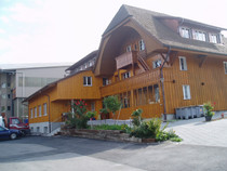 Holzfassade Sanierung