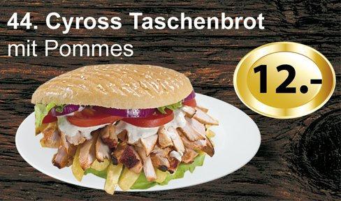 CYROSS TASCHENBROT