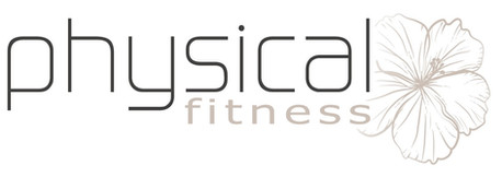 physical fitness design eies neuen logo