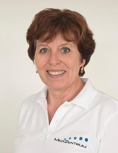 Madeleine Frei