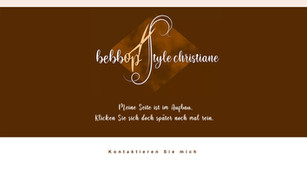 webdesign und logo für coiffeur christiane granges- paccot