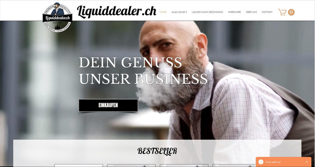 liquiddealer_erstellung_eines_onlineshop_für liquiddealer