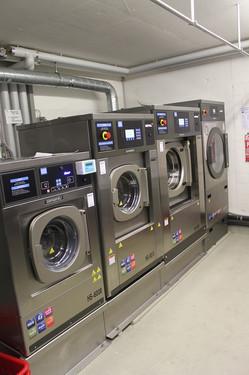 Moderne Waschmaschine von Girbau