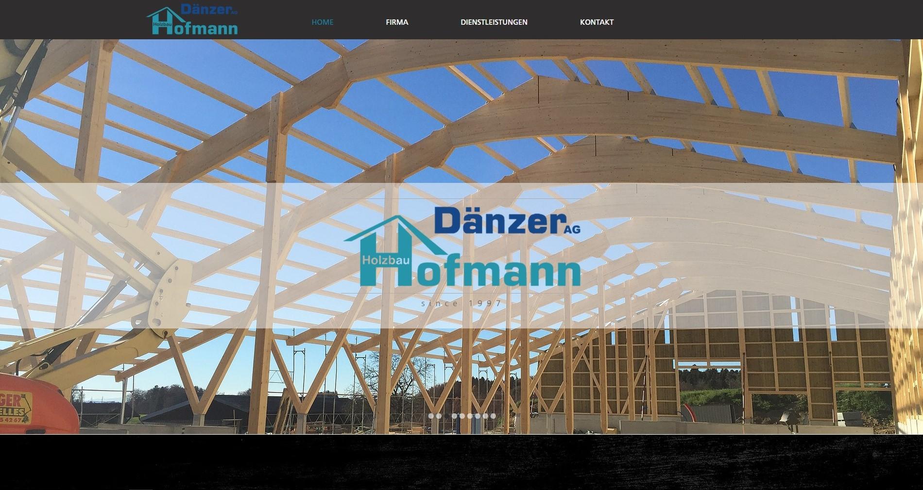 webseite_hofmann_dänzer_durch_googplace_erstellt