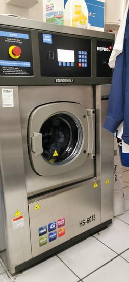 Alles rein Filiale Liebefeld - Waschmaschienen