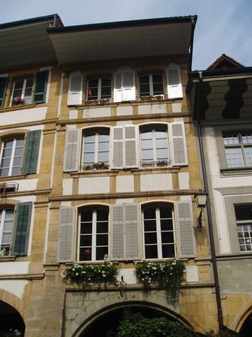 Fensterläden Sanierung