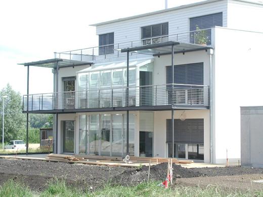 Balkon Anbau mit Wintergarten