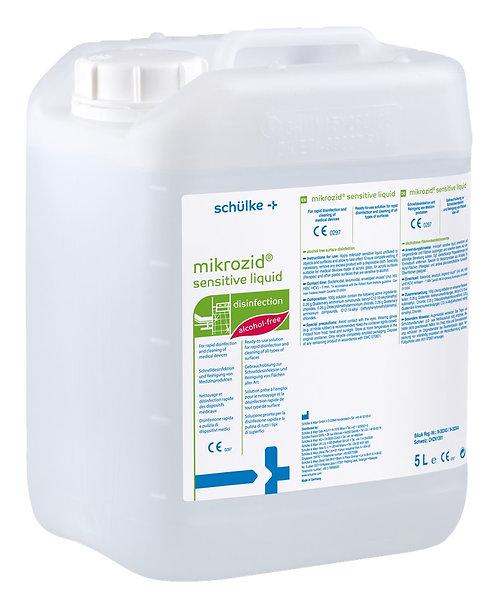 MIKROZID SENSITIV Liquid 5L Kanister