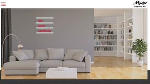 webdesign für mader interieur in neuenegg flamatt