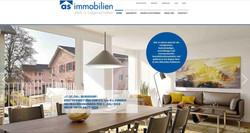 webdesign für as immobilien