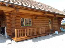 Holzfassaden Sanierung