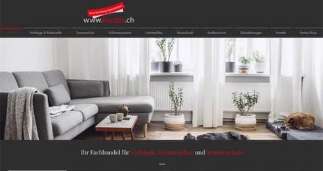 webdesign in kirchberg für linotex