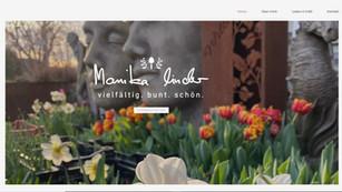 webdesign in bösingen für monika linder