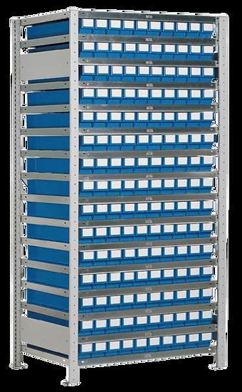 Swissracking® Etagère de rangement avec boxes