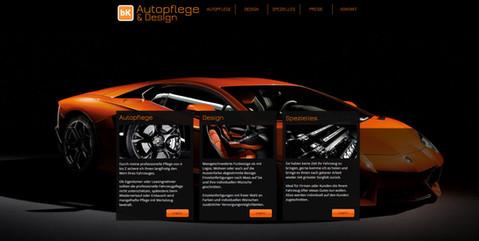 homepage erstellung in madiswil bei langenthal für bk autopflege