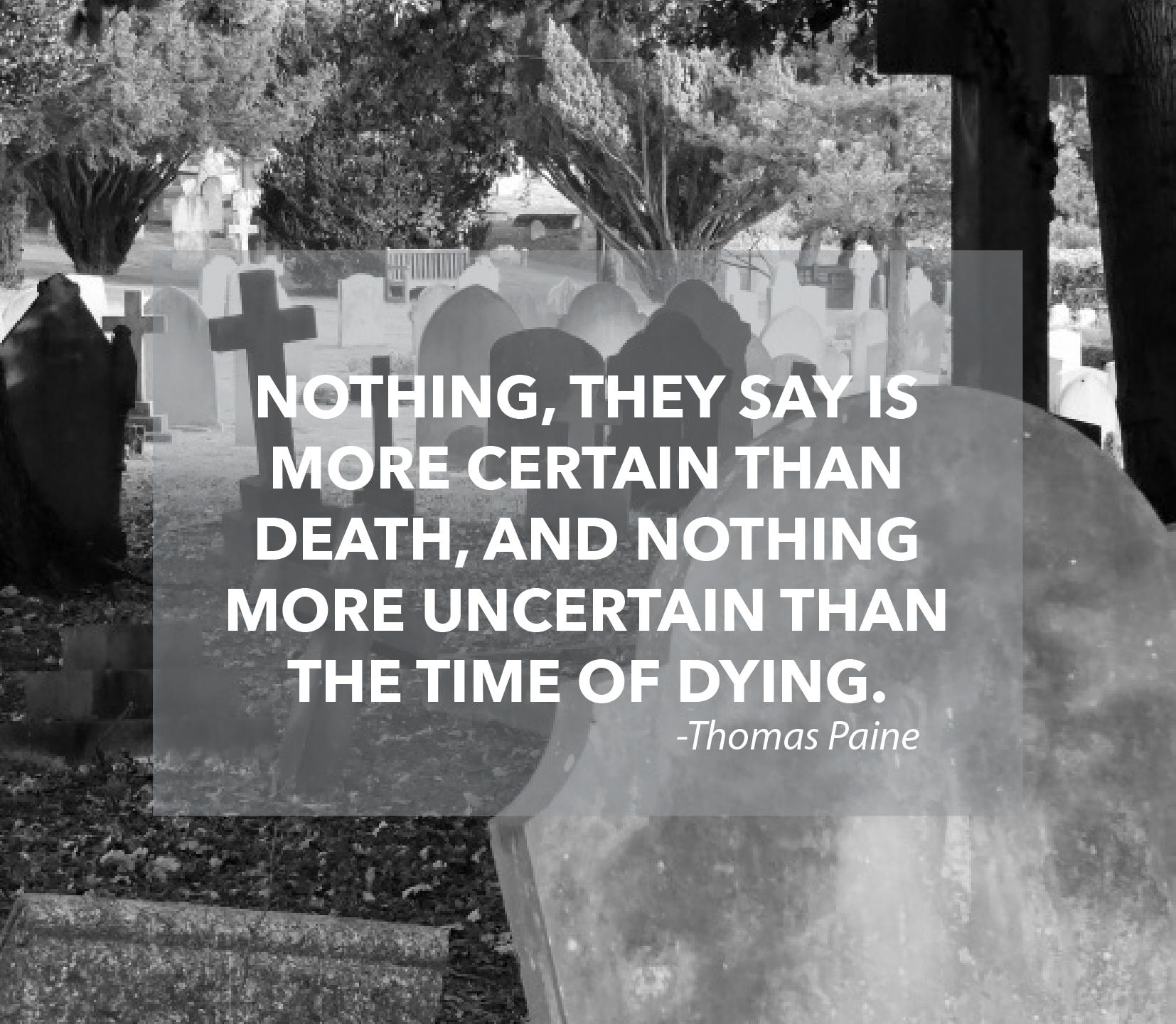 Death-is-certain-myowneulogy