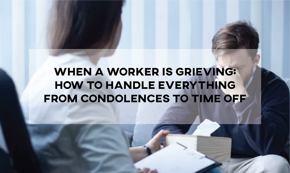 Employee grieving