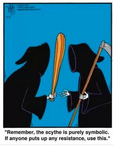 Grim Reaper Humor