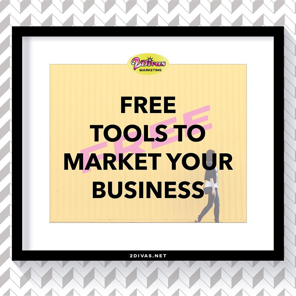 Free tools yellow sign