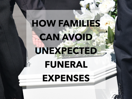 How Families Can Avoid Unexpected Funeral Expenses