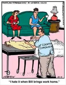 Death Humor