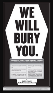 Funeral Home Ad-Contest