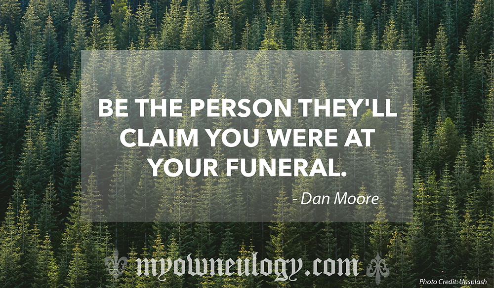 Quote by Dan Moore