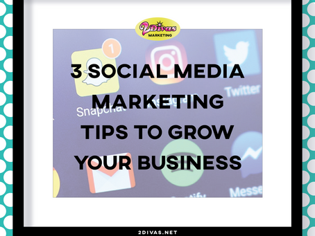 3 TIPS ON LEVERAGING SOCIAL MEDIA TO GROW YOUR BUSINESS