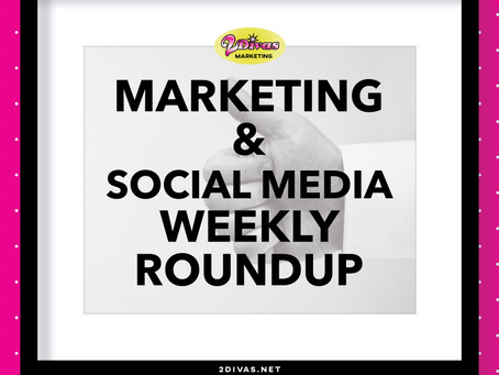 Marketing & Social Media Weekly Roundup- It's All About The Reviews