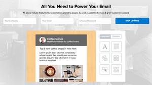 Mailerlite E-mail Marketting Tool