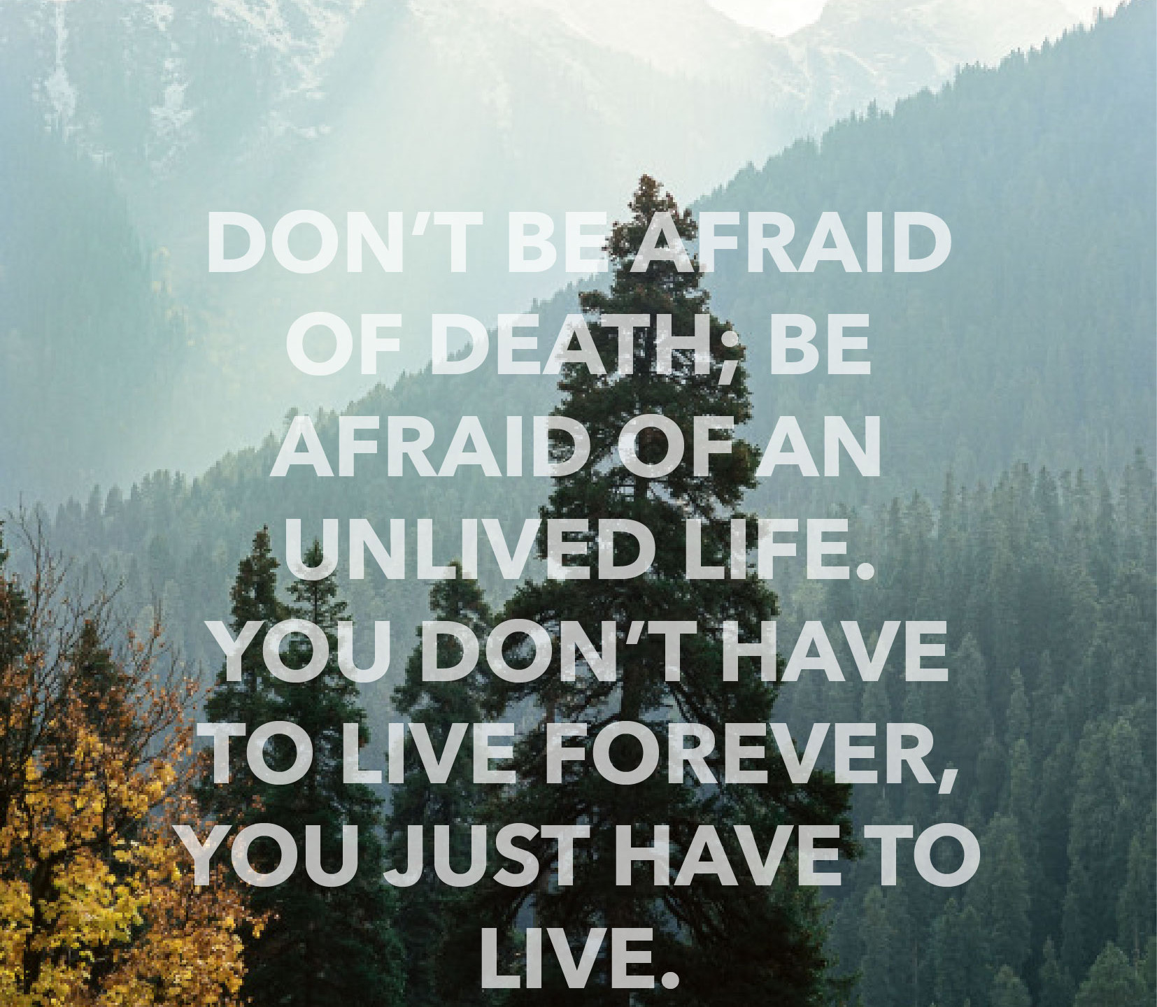 Afraid-of death-myowneulogy