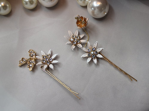 FEA BRIDAL HAIRPINS