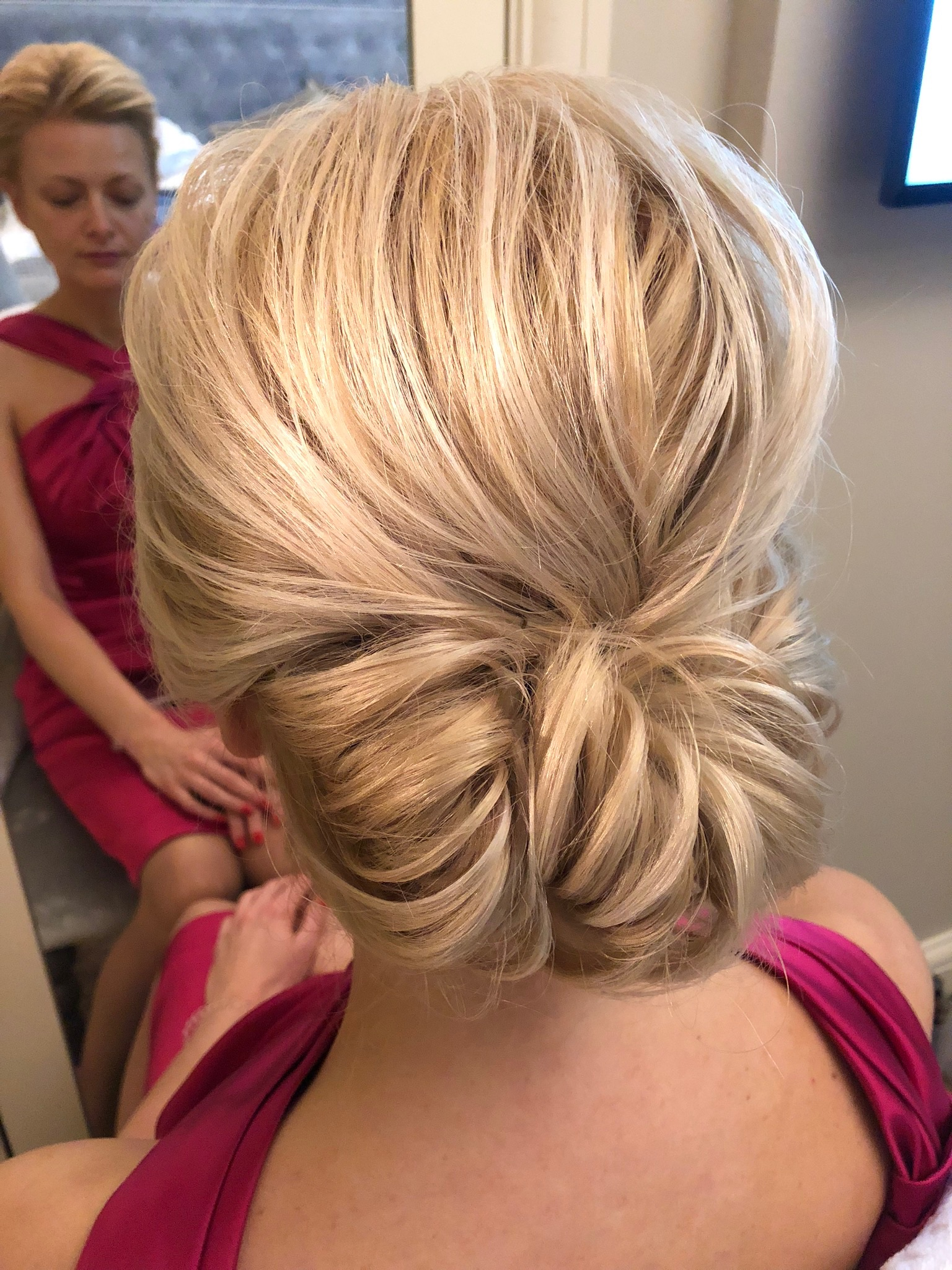 WEDDING HAIRSTYLIST LONDON