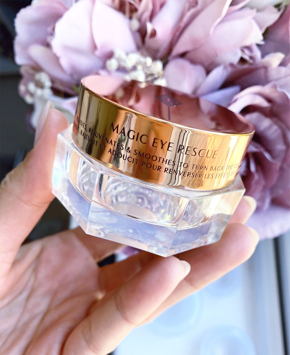 MAKEUP ARTIST'S 2020 BEAUTY PICKS. MAGIC RESQUE EYE CREME