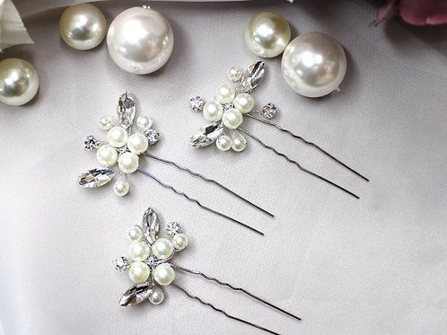 MIA WEDDING HAIR PINS