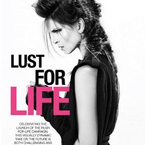 Rush Hair for Creative Head Magazine