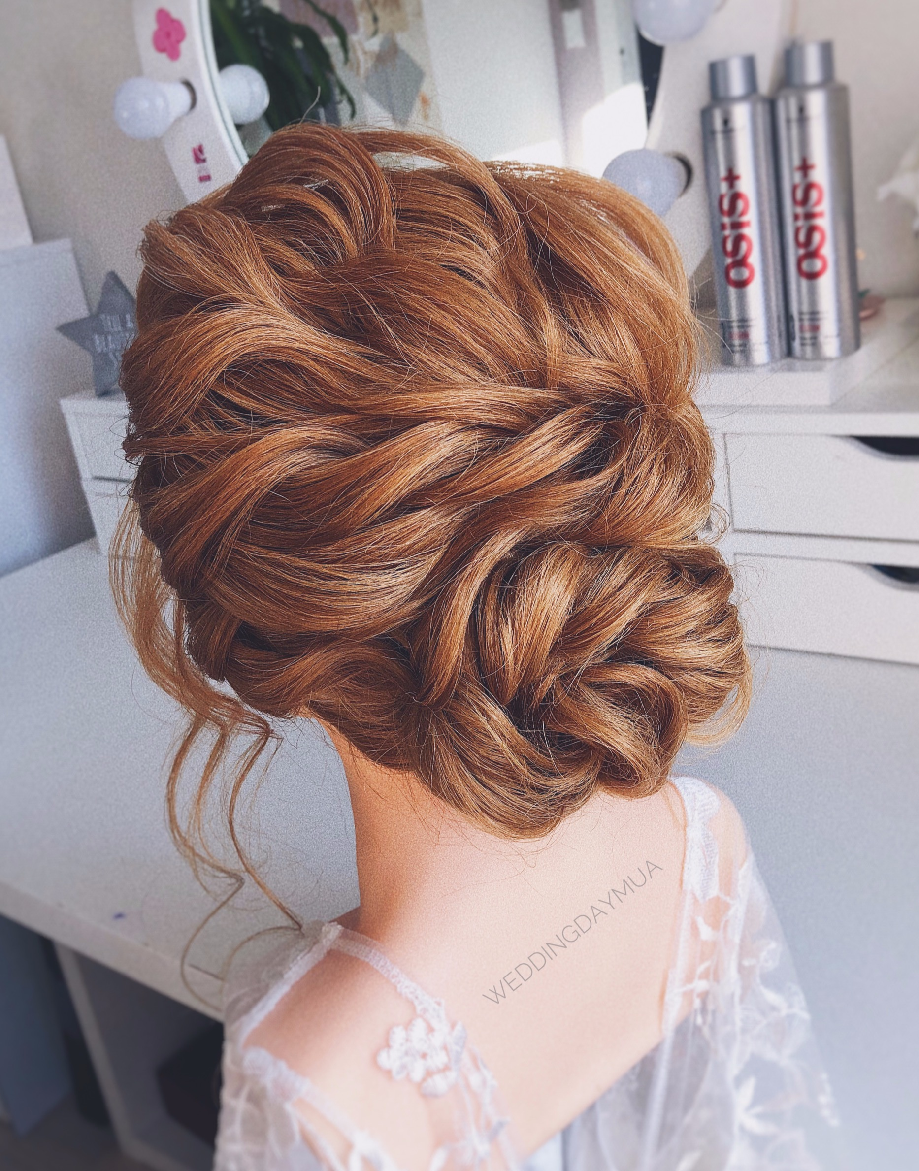 BEST BRIDAL HAIRSTYLIST