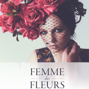 The Storm Magazine: Femme Des Fleurs
