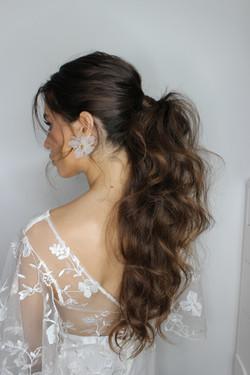 BRIDAL HAIRSTYLIST LONG HAIR
