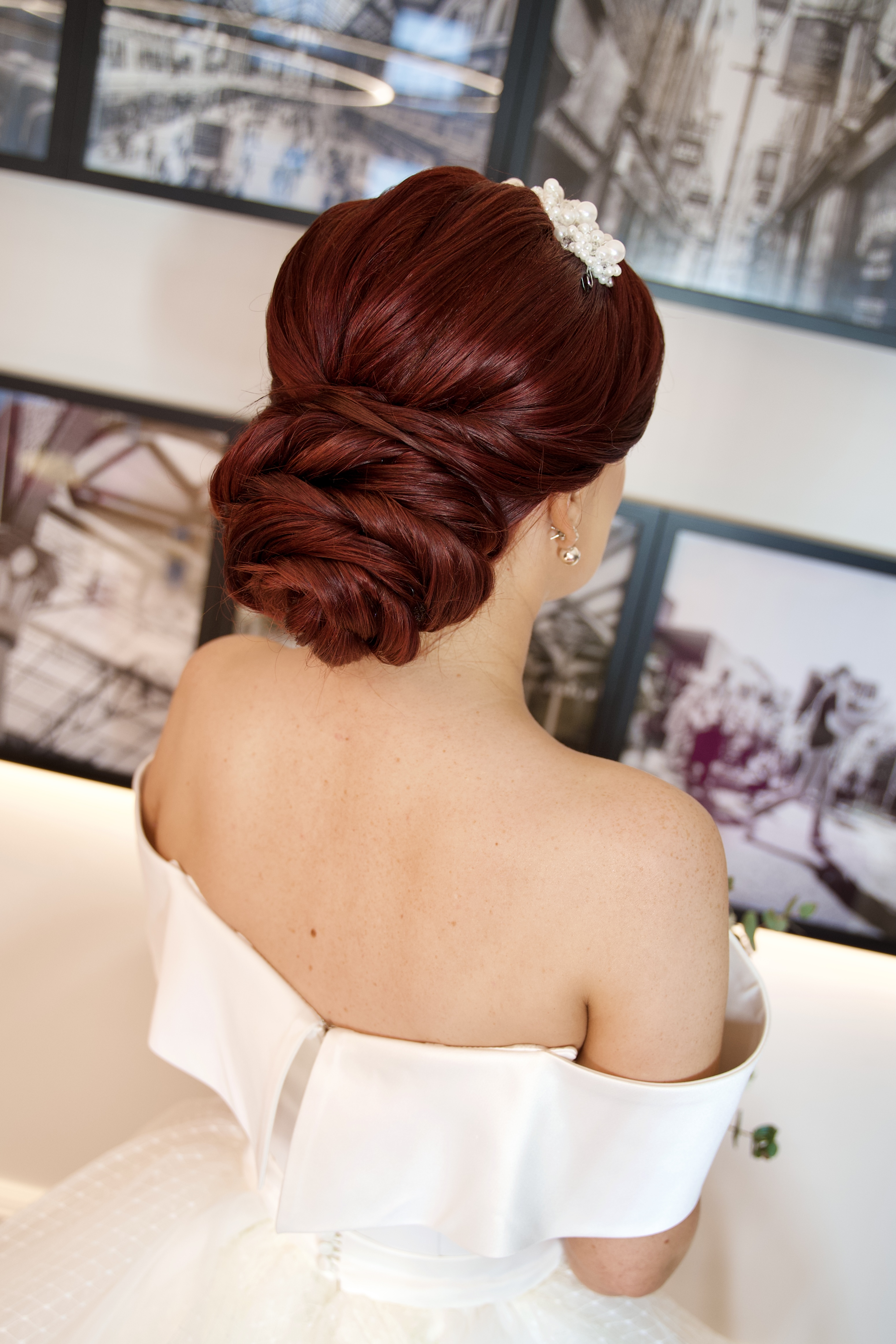 BEST BRIDAL HAIRSTYLIST IN GREATER LONDON