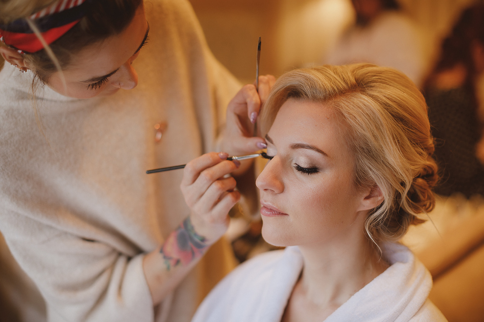 BRIDAL MAKEUP ARTIST LONDON